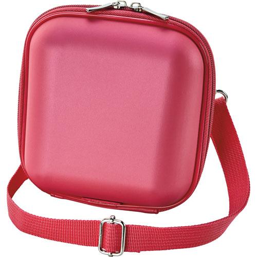 Trousse d'accessoires d'Insignia pour Instax Mini 8/9 - Framboise