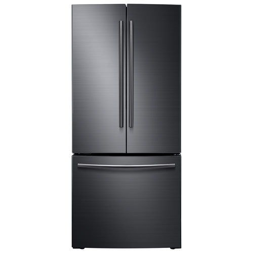 Samsung 30 Quot 21 8 Cu Ft French Door Refrigerator With Led