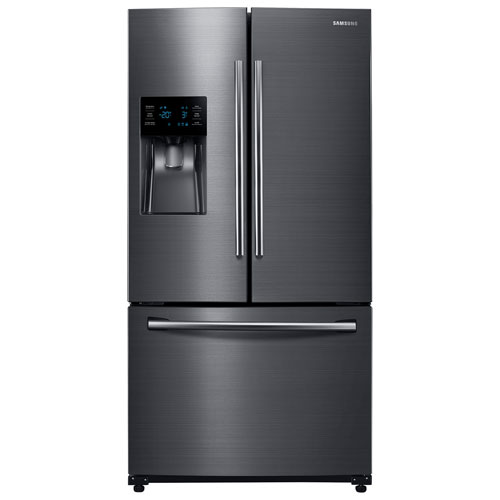 Samsung 36 Quot 24 6 Cu Ft French Door Refrigerator With Led