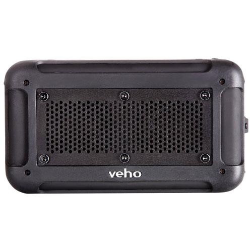Veho 360 Degree Vecto Wireless Water Resistant Speaker (VXS-001-BLK) - Black