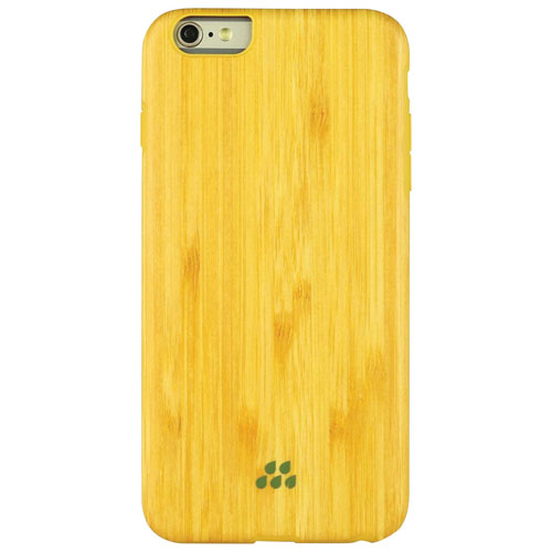 Evutec Wood SI iPhone 6 Plus/6s Plus Fitted Hard Shell Case - Bamboo