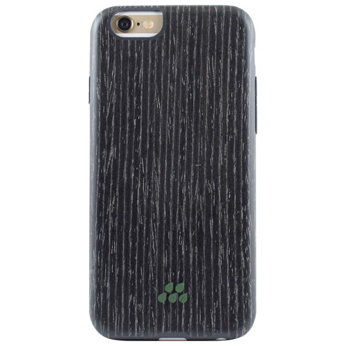 Evutec Wood SI iPhone 6 Plus/6s Plus Fitted Hard Shell Case - Black Apricot