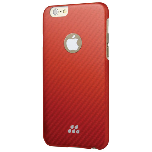 Evutec Karbon S iPhone 6/6s Fitted Hard Shell Case - Orange