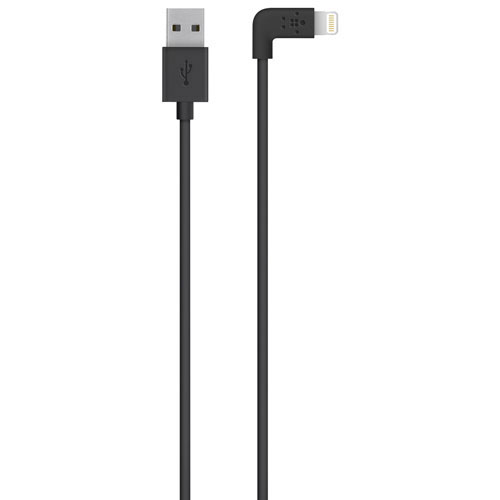 Belkin MIXIT UP 1.2m (4 ft.) 90-Degree Lightning Cable (F8J147BT04)