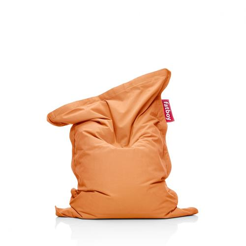 Fatboy Junior Stonewashed, Orange bean bag