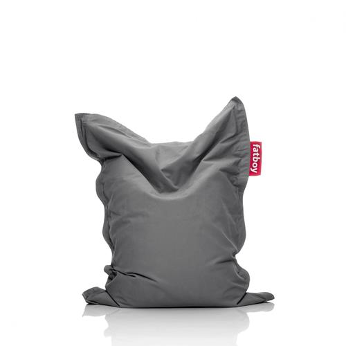 Fatboy Junior Stonewashed, Grey bean bag