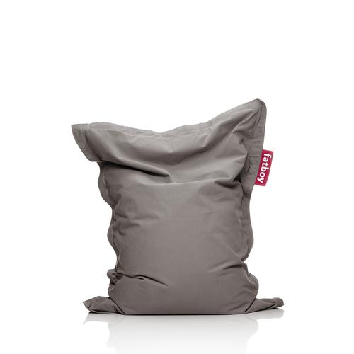 Fatboy Junior Stonewashed, Taupe bean bag