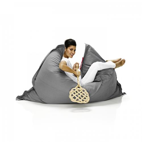 Fatboy Original Stonewashed, Grey bean bag