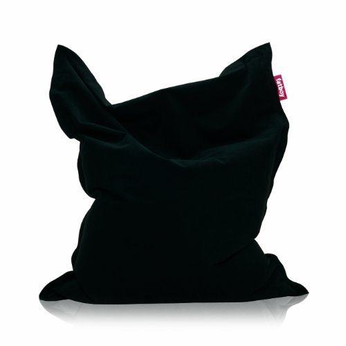 Fatboy Original Stonewashed, Black bean bag