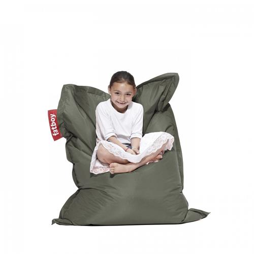 Fatboy Junior, Olive Green bean bag
