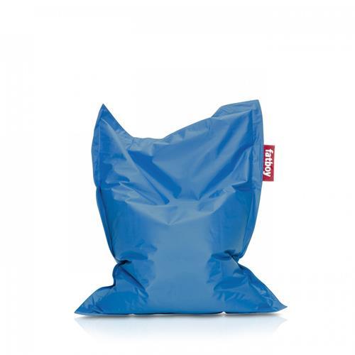 Fatboy Nylon Fabric Bean Bag Chair - Petrol