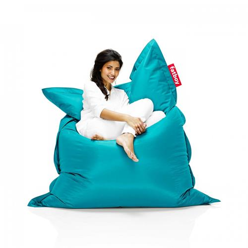 Fatboy Original, Turquoise bean bag