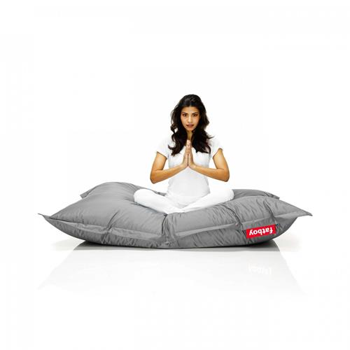 Fatboy Original, Silver bean bag