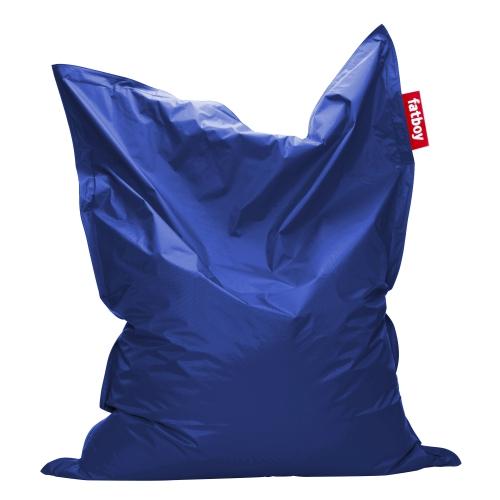 Awe Inspiring Fatboy Original Petrol Bean Bag Inzonedesignstudio Interior Chair Design Inzonedesignstudiocom