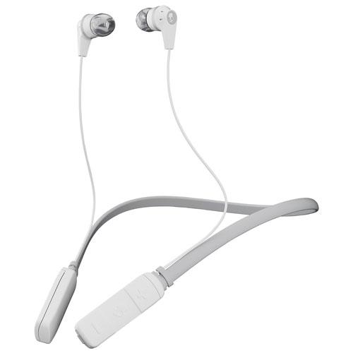 Écouteurs bouton sans fil Ink'd de Skullcandy - Blanc