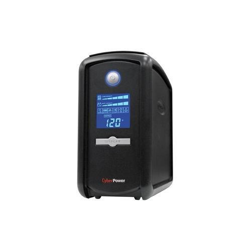 CYBERPOWER 850VA W/LCD 9OUT USB/RJ11/DB9