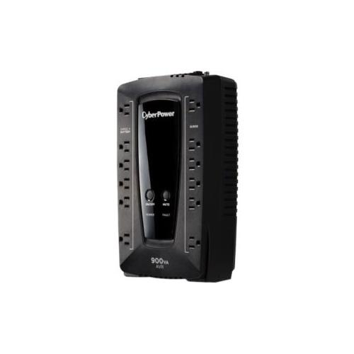 CyberPower AVR Series AVRG900U 900VA 480W Desktop UPS with AVR and USB