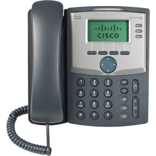 Cisco SPA 303 IP Phone - Cable - Wall Mountable