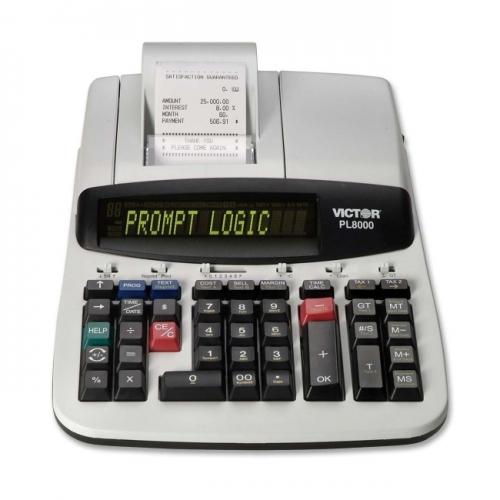 Victor PL8000 Thermal Printing Calculator