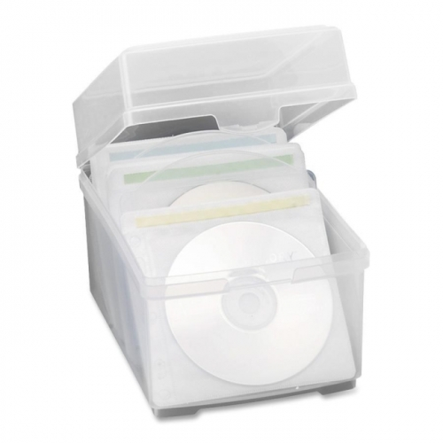 Compucessory CD/DVD Storage Box