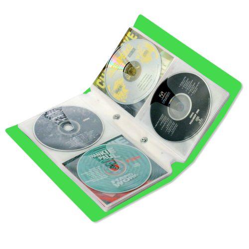 Allsop 28400 64 CDs and DVDs Storage Binder