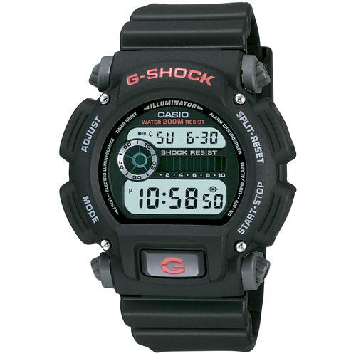 G-Shock 48mm Men's Digital Sport Watch - Black