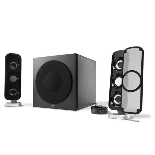 Cyber Acoustics CA-3908 2.1 Speaker System - 36 W RMS