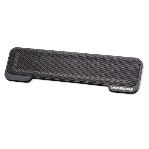Manhattan Full-range clip-on laptop USB Speaker System