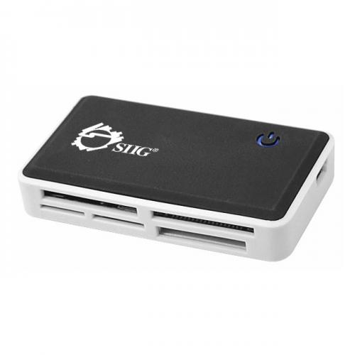 SIIG USB 2.0 Multi Card Reader