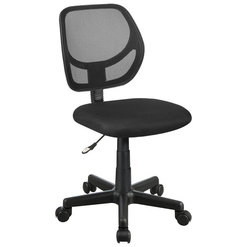 milbrook mesh task chair charcoal office chairs best buy canada