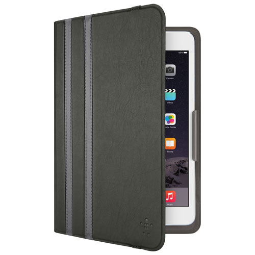 Étui folio de Belkin pour iPad mini/Galaxy Tab - Noir