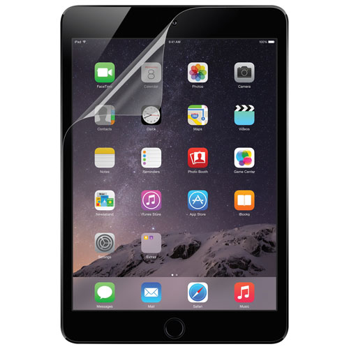 Belkin TrueClear iPad mini 1/2/3 Screen Protector - 2 Pack