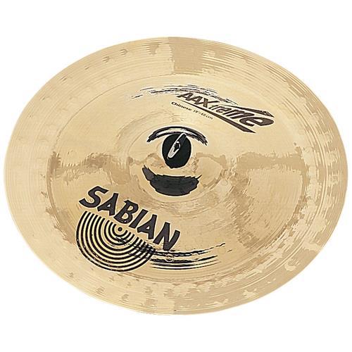 "Sabian 21986XB 19"" AAX AAXTreme Chinese Cymbal - Brilliant"