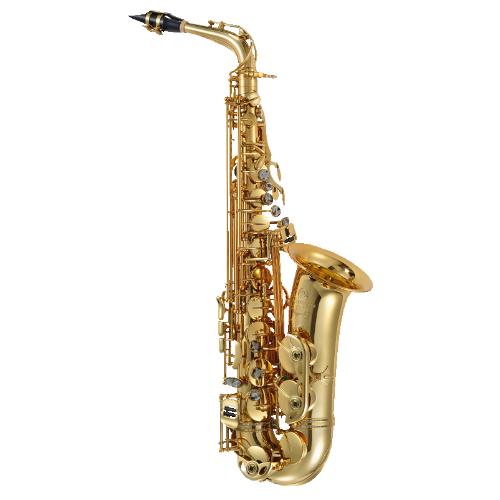 P.Mauriet PMSA-180 Alto Saxophone - Gold Lacquer