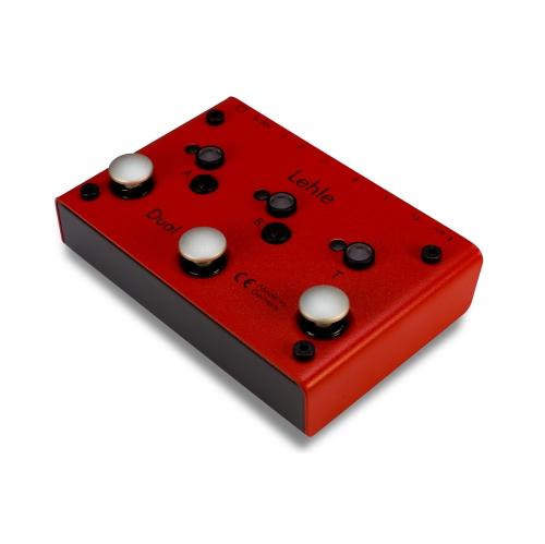 Lehle Dual SGos Pedal Switcher