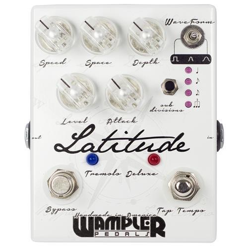 Wampler Latitude Deluxe Effect Pedal