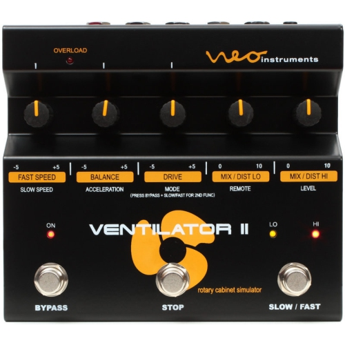 Neo Ventilator II Effect Processor