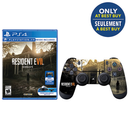 Resident Evil 7 biohazard (PS4) - Only at Best Buy