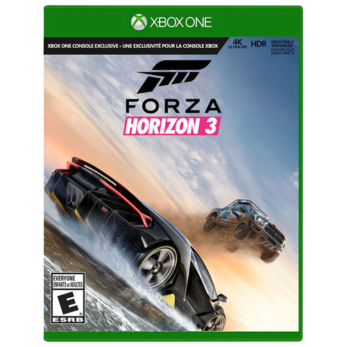 forza horizon 3 xbox one xbox one games best buy canada. Black Bedroom Furniture Sets. Home Design Ideas