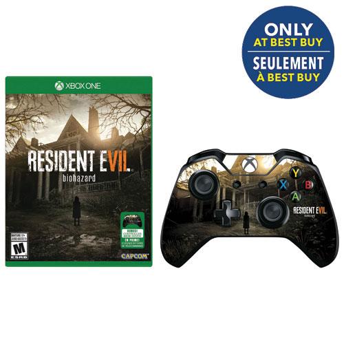 Resident Evil 7 biohazard (Xbox One) - Seulement chez Best Buy