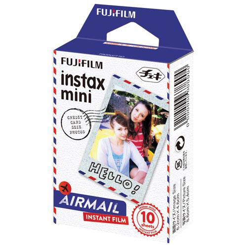 Films pour Instax Mini de Fujifilm - Airmail