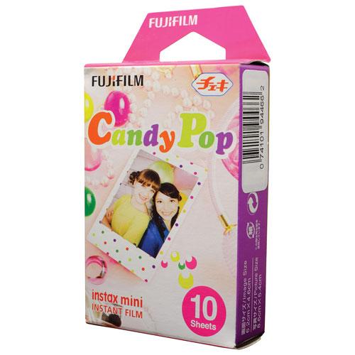 Fuji Instax Mini Film - Candypop
