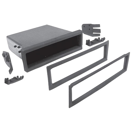 Metra ISO DIN Installation Kit for Ford/Nissan/Toyota/Mazda/Volvo Vehicles (IBR-900PKUV)