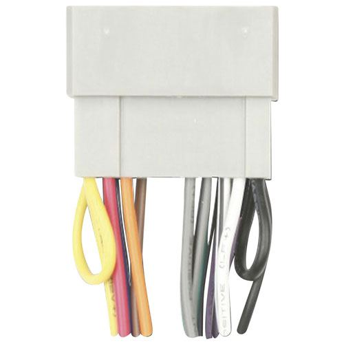 Metra Wiring Harness for Dodge/Chrysler/Jeep Vehicles (IBR-WHCR2)