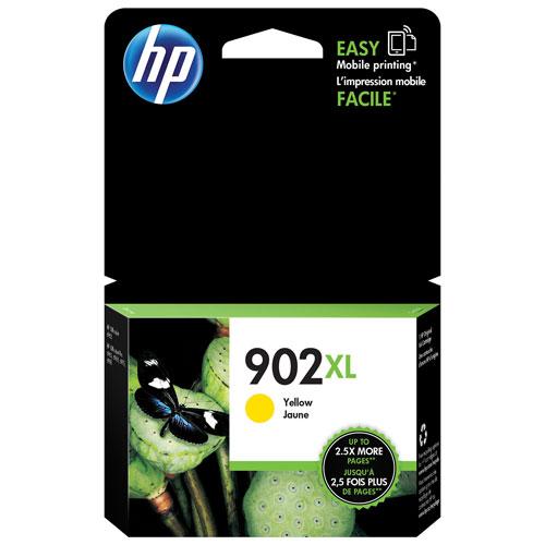 Cartouche d'encre 902XL de HP - Jaune