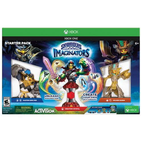 Ensemble de démarrage Skylanders Imaginators (Xbox One)