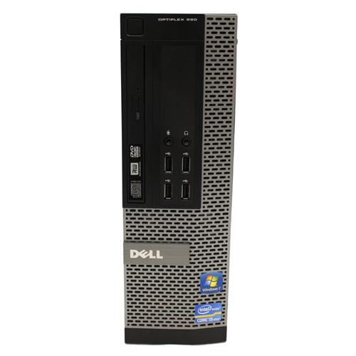 DELL Optiplex 960 INTEL Core 2 Duo-3.0, 4GB, 250GB HDD, DVD-Rom, Windows 10 Pro 64 Bit(MAR), Keyboard & Mouse, Refurbished