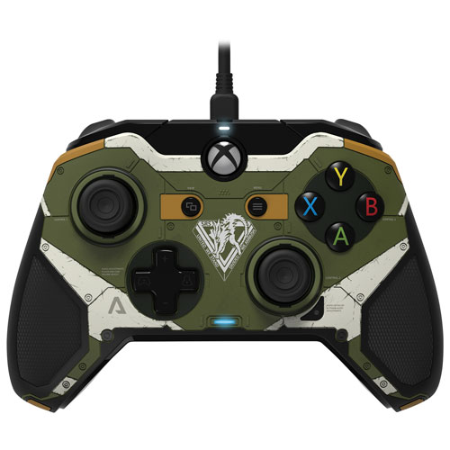 PDP Titanfall 2 Wired Controller for Xbox One - Green/White