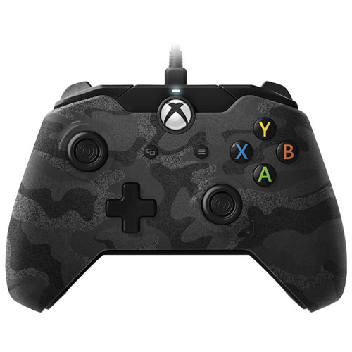 PDP Wired Controller for Xbox One - Camo