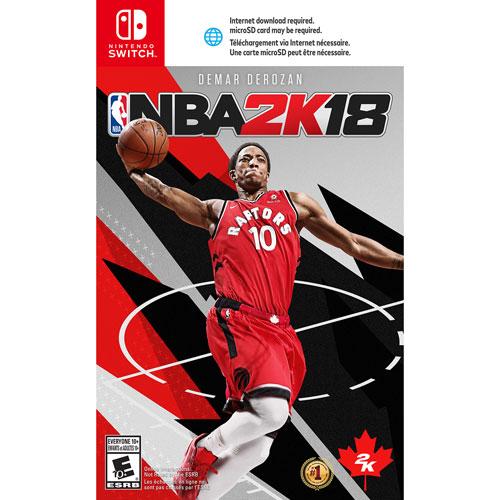 NBA 2K18 - (Switch)
